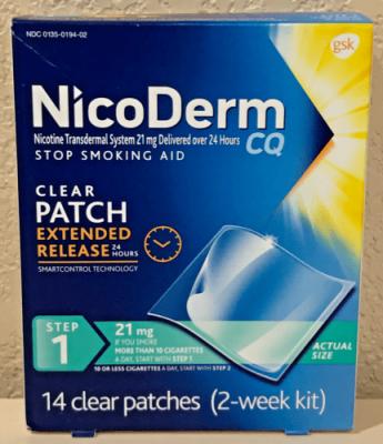 Miếng dán Nicoderm CQ